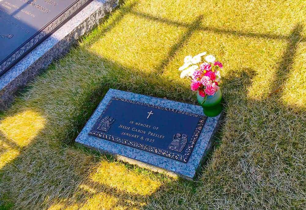 Jesse Presley Memorial