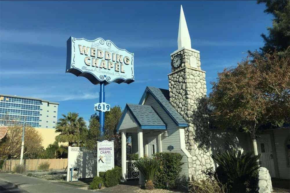 Graceland Wedding Chapel Las Vegas