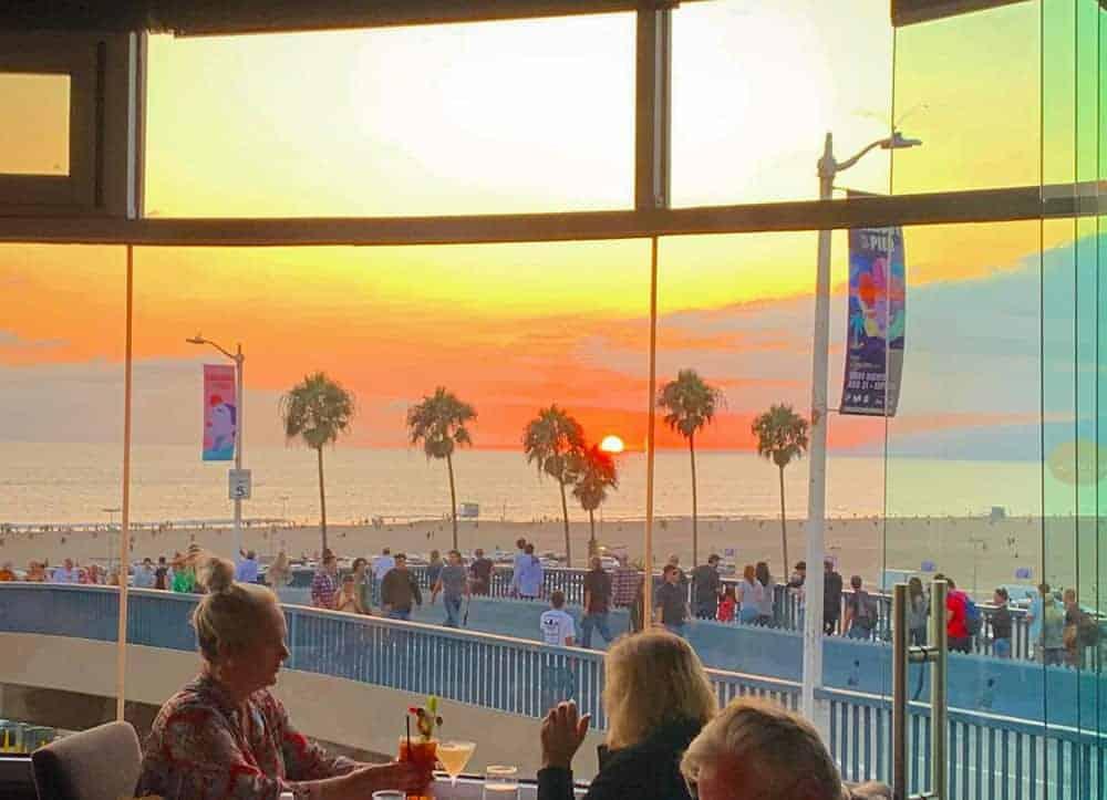Lobster restaurant Santa Monica