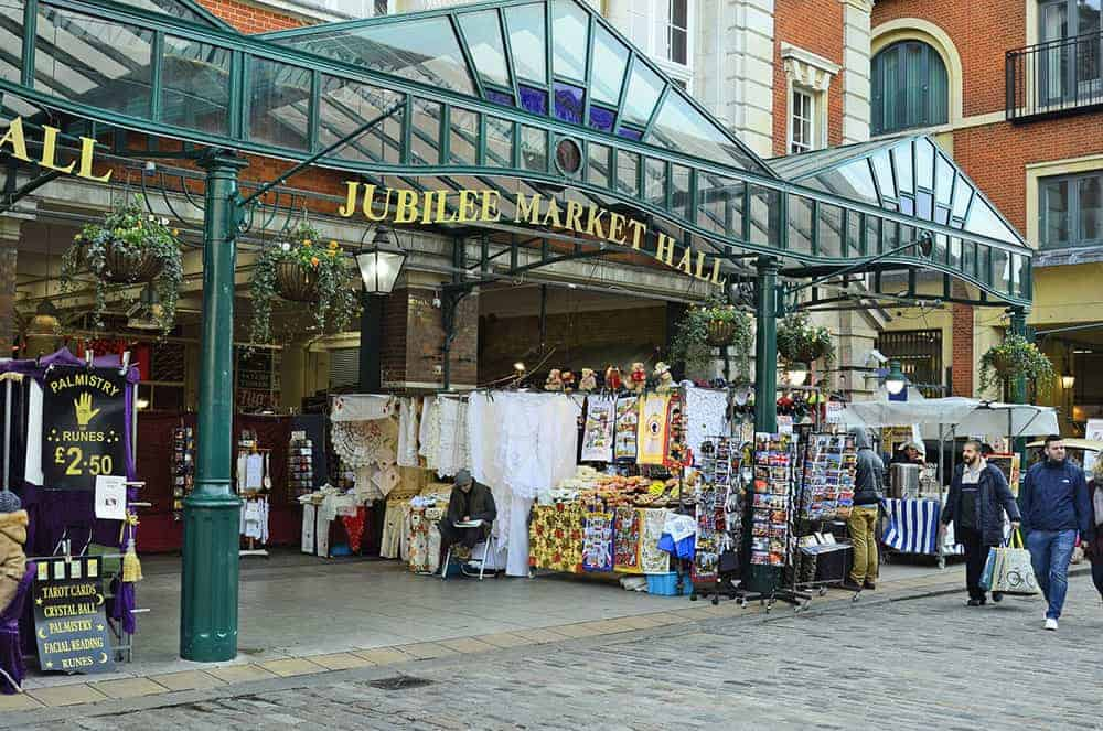 Jubilee Market Hall, Covent Garden
