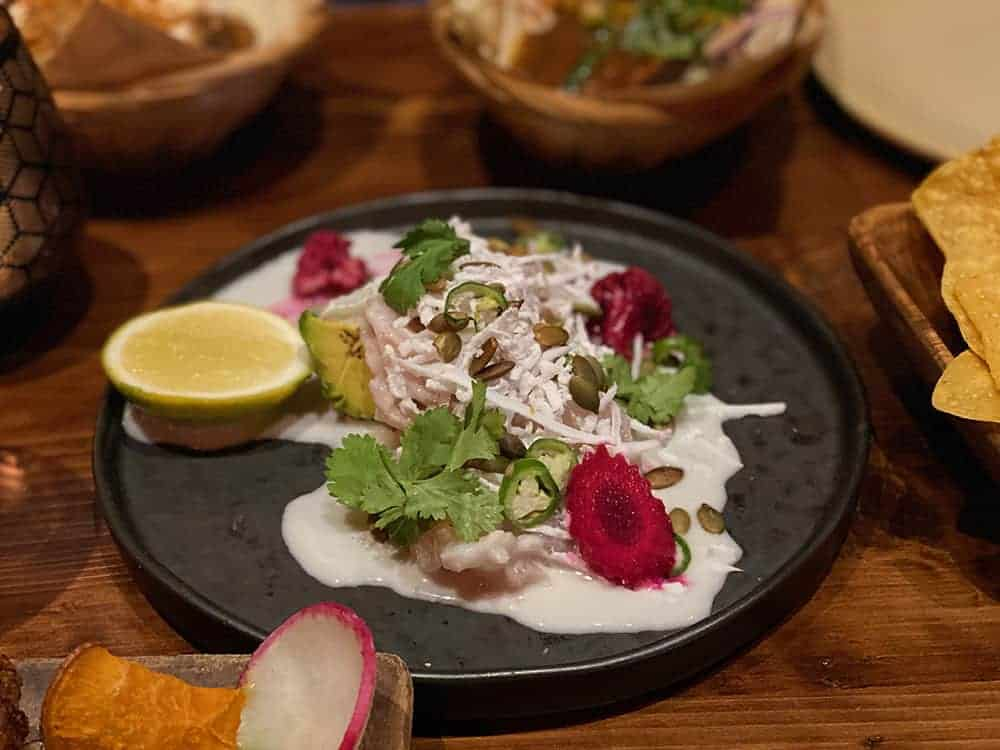 Chiwahwah ceviche, Christchurch