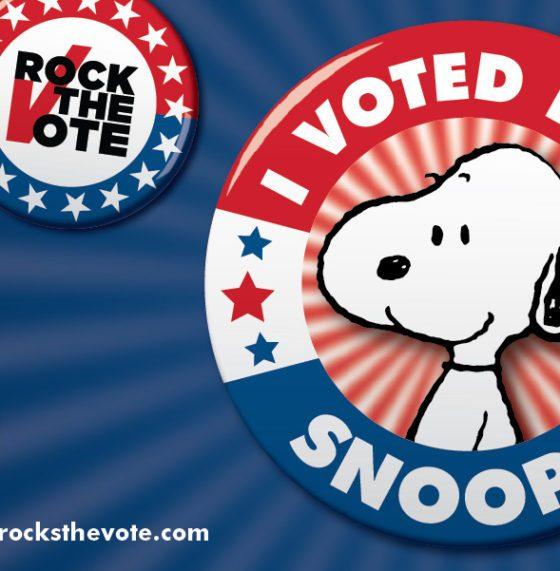 Snoopy Banner RTV
