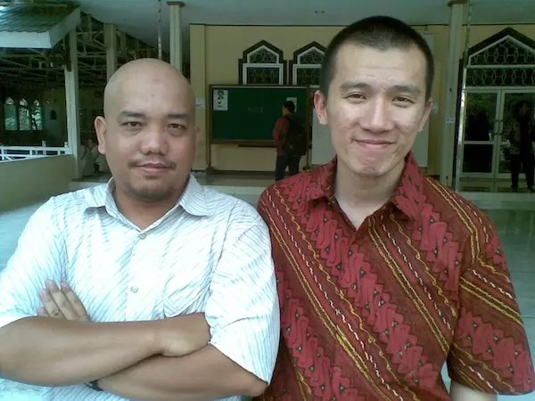 Blogger Borneo with Felix Siauw