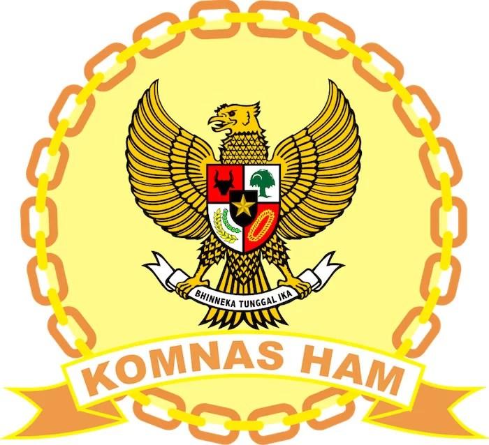 Logo KOMNAS HAM