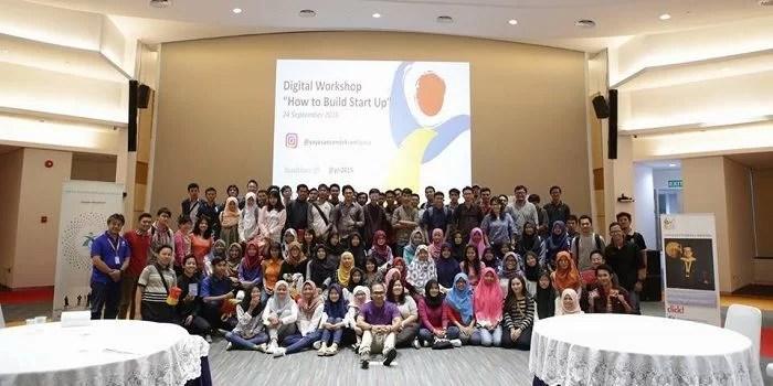 Salah Satu Bentuk Kegiatan Yayasan Cendekia Milenia Indosat Ooredoo