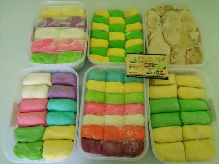 Aneka Macam Pilihan Pancake Durian Medan Mrs Dayang
