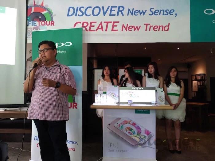 Aryo Meidianto Aji - Media Engagement OPPO Indonesia