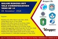 Lomba Blog dalam Rangka HUT ke 10 Yale Communication