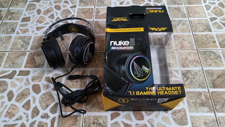 Armaggeddon Nuke 11 Ultimate Gaming Headset
