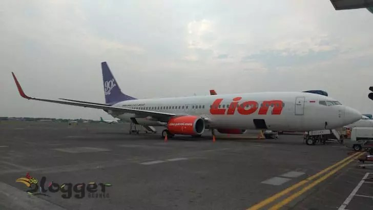 Tarif Bagasi Lion Air