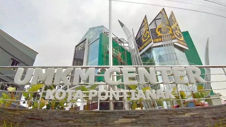 UMKM Center Pontianak