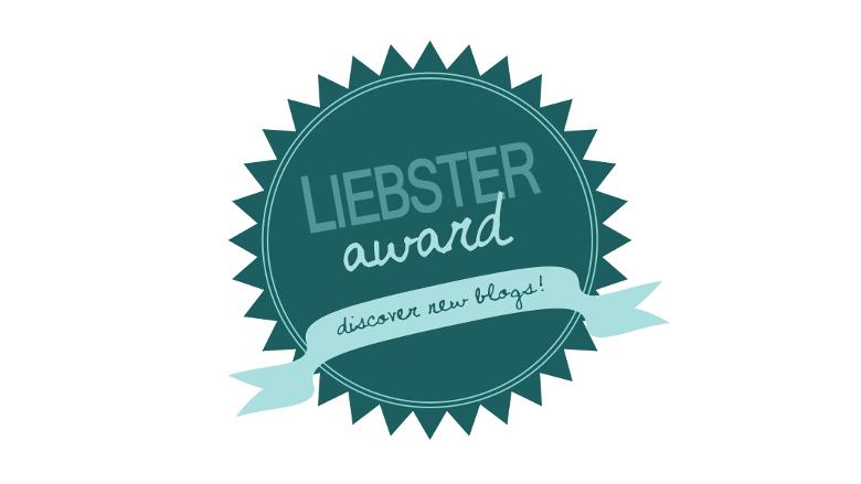 The 2017 Liebster Blog Award