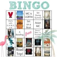 Bloggeretterized Summer Bookish Bingo Wrap Up