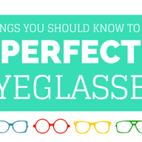 Things You Should Know To Buy Perfect Eyeglasses