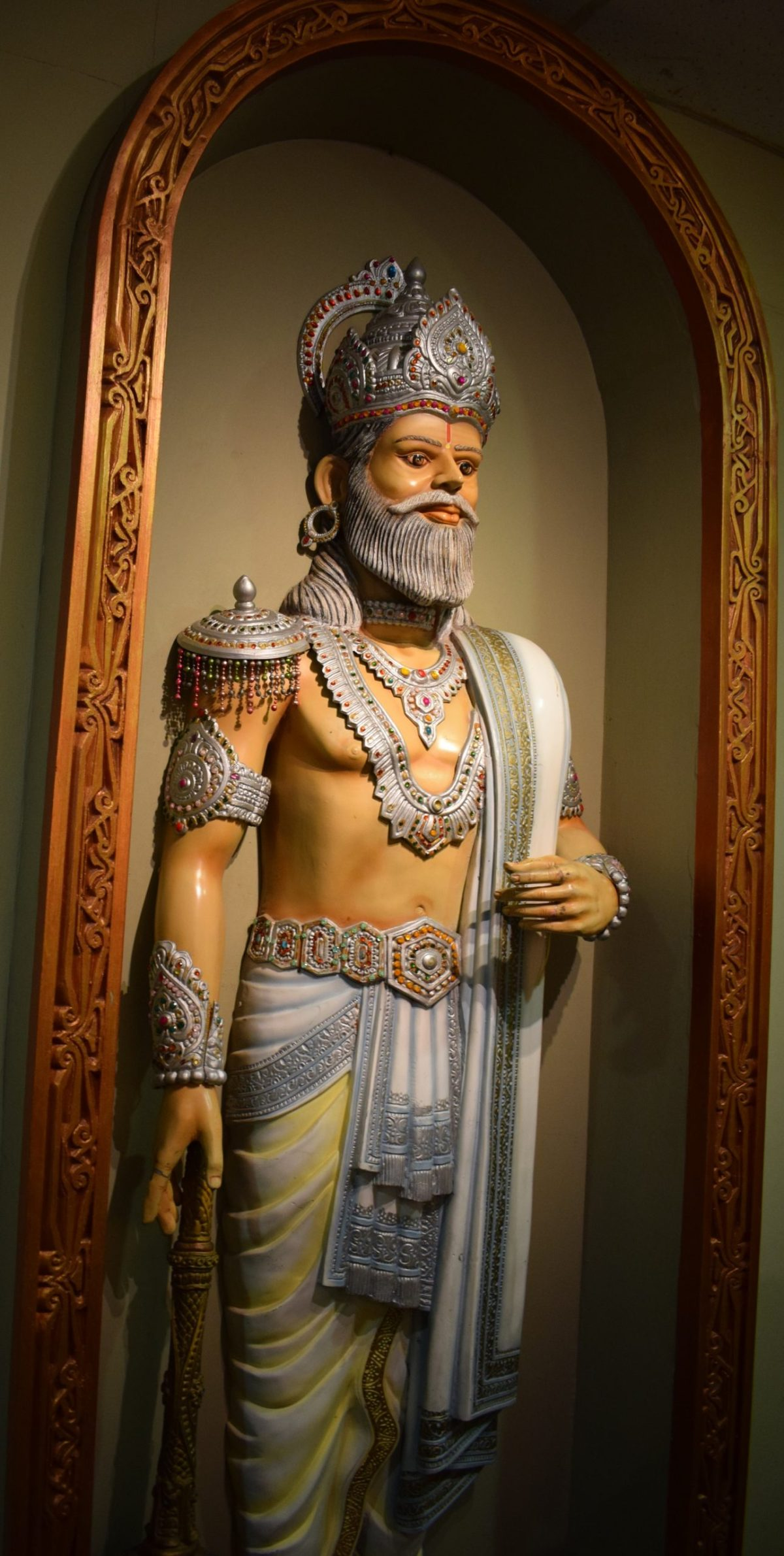 Mahabharat set in Ramoji film city 3 Ramoji film City Guide,6 Sets photos of Beautiful places.