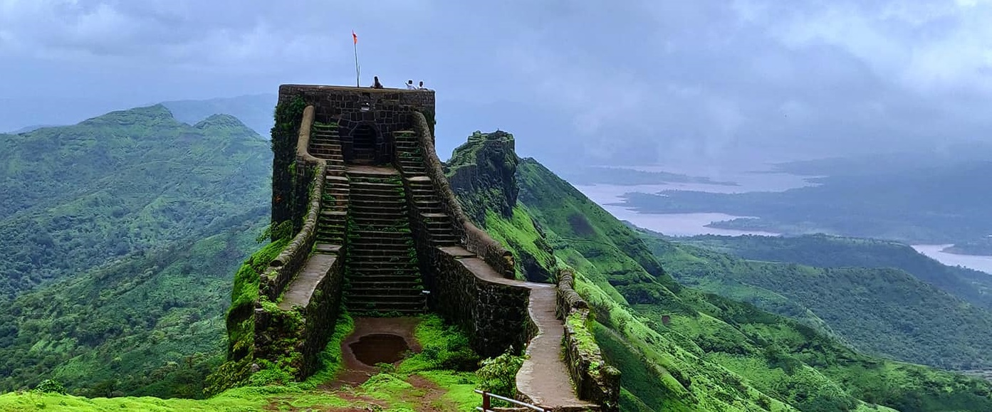 Rajgad Fort Ballekilla photography