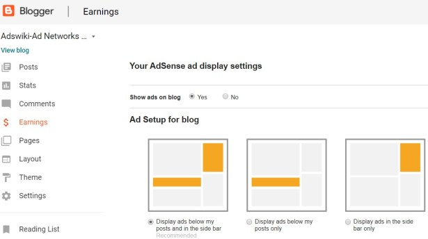 Adsense approval How to create a blog to make money?Make money blogging.