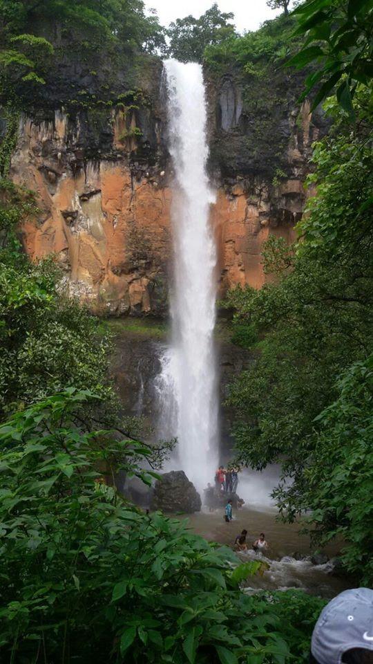 Rautwadi waterfall, Radhanagari, Kolhapur information & Photos