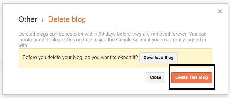 how to recover deleted blog on blogger blogspot How to Recover deleted Blog/Delete Permanently blogger?