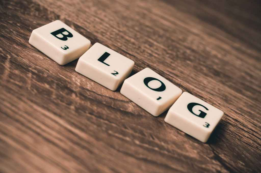 Blog about how to blog?