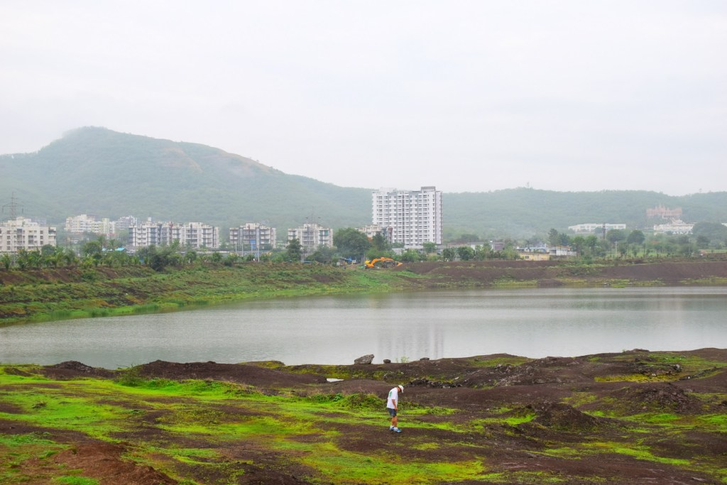 Talegaon Lake information