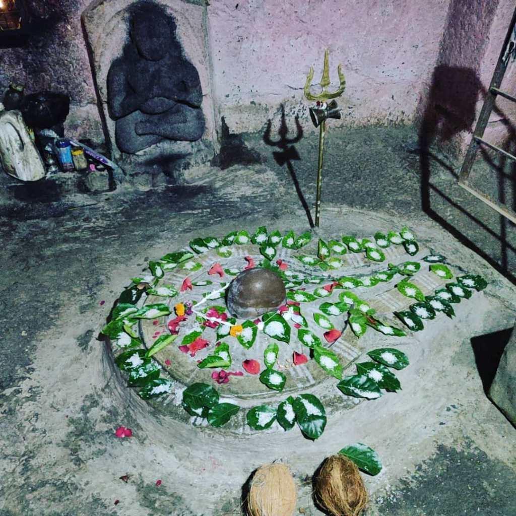 bg Bhamchandra Dongar Caves