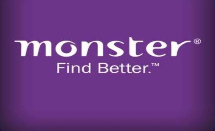 Monster best job portal site