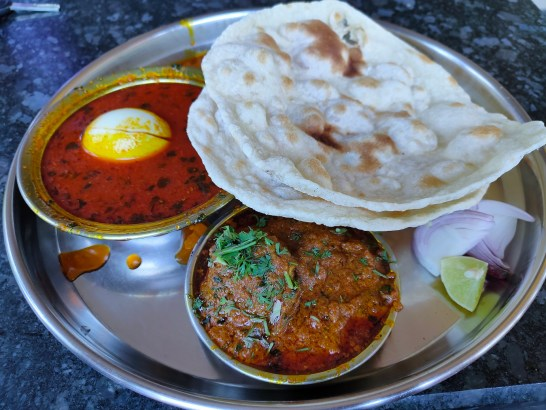 Best non veg hotel near Pratapgad fort - Hotel Sahyadri