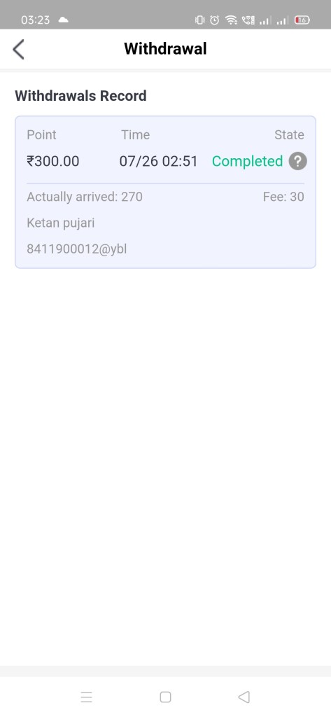Screenshot 2021 07 26 03 23 35 27 a617f1a618c88c86ab11f2ab8b11684c Fiewin.com - Earn Money by playing color prediction, Dice, Andar Bahar & Fast Parity