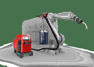 Best Robotic MIG welding Machine in India – Aluminium, steel etc.