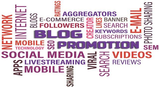 10 Tips for Blog Promotion