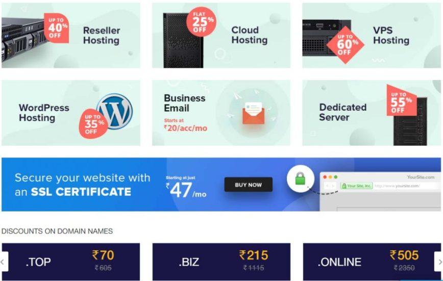 Reseller Web Hosting Plans