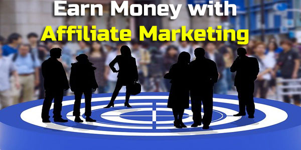 earn money online with affiliate