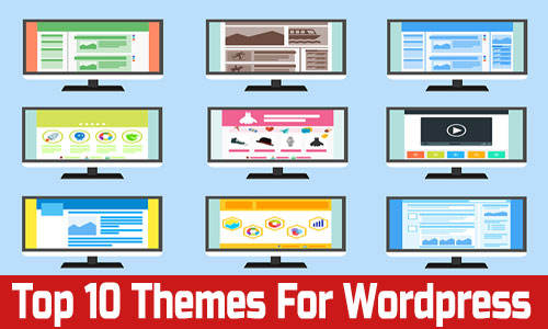 Top 10 Wordpress Themes in Hindi
