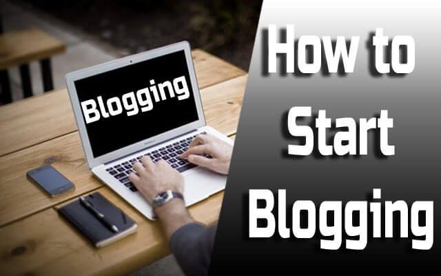 How to Start Blogging in Hindi? Blogging से पैसे कैसे कमायें