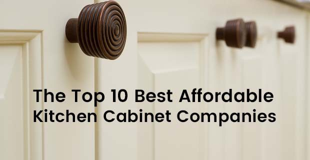 best rta kitchen cabinets cabico the top 10 affordable cabinet companies for