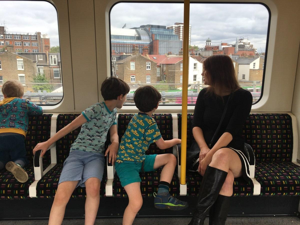 London mit Kindern 2018 – wir mieten ein Haus