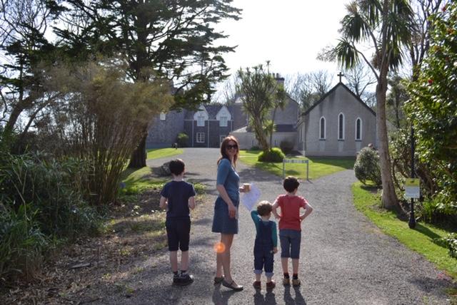 Familienzeit – wir sind im Urlaub