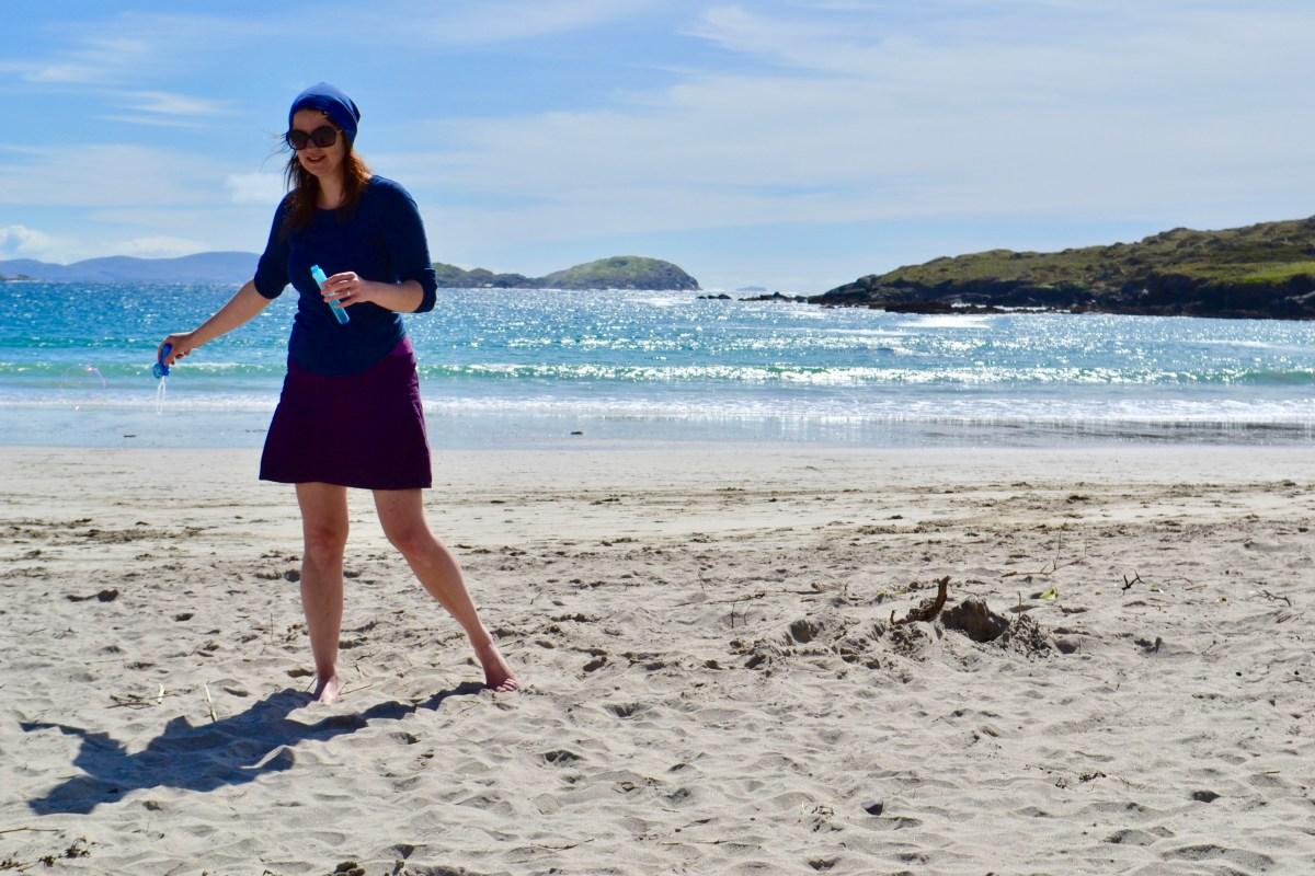 Sicher mit Kindern in Irland unterwegs – vertrauter Urlaub