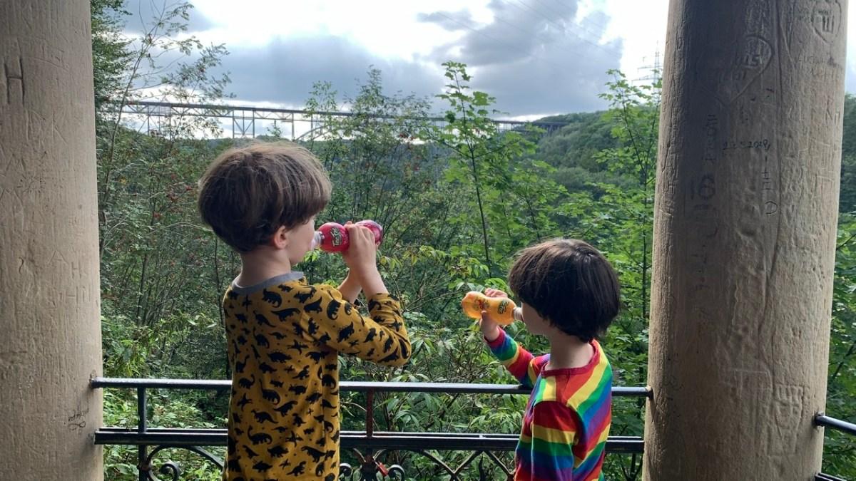 Unsere Kinder trinken oft zu wenig, wie wir das mit TeeFee verbessern konnten