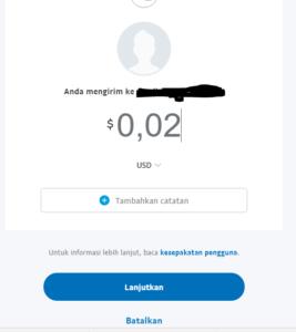 cara mudah transfer uang di paypal terbaru 3