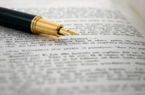 Cara dan contoh menulis artikel yang baik dan benar