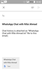 Trik Tips Dan Tutorial Rahasia Whatsapp 5