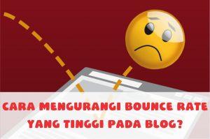 cara membuat bounce rate yang bagus di blog wordpress blogspot