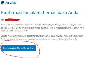 cara menambahkan email baru di paypal untuk keperluan bisnis 4