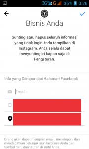 cara mengganti profil bisnis di instagram 9