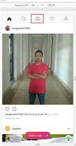 cara upload gambar instagram lewat pc dengan menggunakan web browser 2