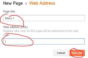 tutorial cara membuat menu di blogspot 6