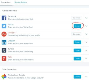 Cara Setting Auto Share Social Media WordPress Self Hosted 3