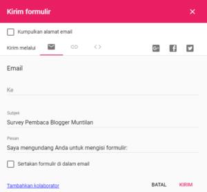 cara membuat google form terbaru dengan mudah 6